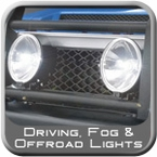 Driving, Fog & Offroad Lights