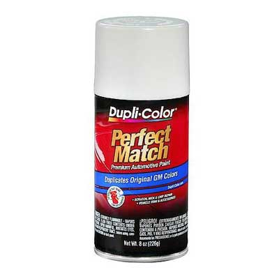 Dupli Color Perfect Match Paint Olympic White Wa