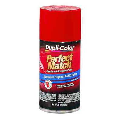 Ford Cardinal Red Perfect Match® Touch-Up Spray Paint 8 ounce DupliColor #BFM0306