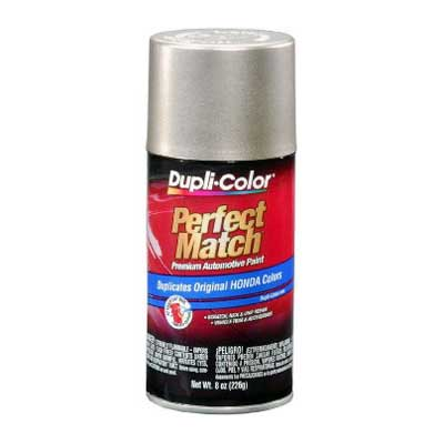 Acura, Honda Naples Gold Perfect Match® Touch-Up Spray Paint 8 ounce DupliColor #BHA0983