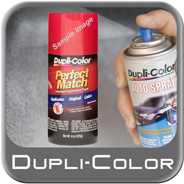 The Best Duplicolor Perfect Match Touch Up Spray Paint Satin Silver Metallic Nh623m From