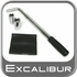 "Excalibur® Lug Nut Wrench w/Telescoping Handle to 22"" Sold Individually #405"