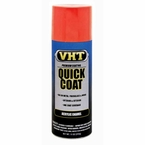 Fire Red Quick Coat® Acrylic Enamel Spray Paint 11 ounce VHT #SP501