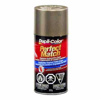 Ford, Mazda Sandstorm, Arizona Beige Perfect Match® Touch-Up Spray Paint 8 ounce DupliColor #BFM0354