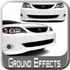 Front Spoilers & Ground Effects