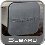 "Genuine Subaru Trailer Hitch Cover Black Rubber w/Subaru Logo Fits all 1-1/4"" Hitches Sold Individually #L1010SS020"