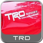 TRD Sport Decals