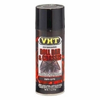 Gloss Black Roll Bar & Chassis Coating High Temp Spray Paint 11 ounce VHT #SP670