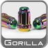 Gorilla® 12mm x 1.5 Lug Nuts Tapered (60°) Seat Right Hand Thread Prizm Sold Individually #21138PL