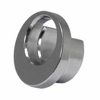 Gorilla® Chrome Lug Nut Washer Appliance Step (Offset) Round Sold Individually #79980