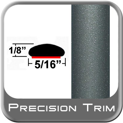 "5/16"" Wide Green Wheel Molding Trim (PT51) Sold by the Foot Precision Trim® #24200-51-01"