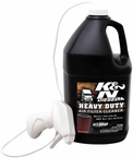 Heavy Duty Filter Cleaner, DryFlow 1 gal, 128 oz Sold Individually K&N #kn-99-0638