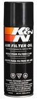 K&N Air Filter Oil Filtercharger Air Filter Element Oil #99-0516