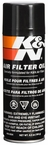 K&N Air Filter Oil Filtercharger Air Filter Element Oil #99-0504