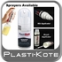 GM, Isuzu Various Scratch Kit 2-in-1 Touch Up Paint Kit 3 tubes PlastiKote #2074