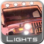 Lights, Light Bulbs & Driving Lights