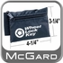 McGard® Lug Nut Key Storage Bag Sold Individually #70007