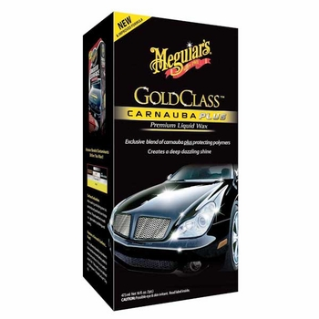 Meguiars Gold Class Liquid Car Wax 16 oz. Bottle #G7016