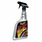 Meguiars Hot Shine High Gloss Tire Spray 24 oz. Trigger Spray Bottle #G12024