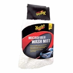 Meguiars Microfiber Wash Mitt Sold Individually #X3002