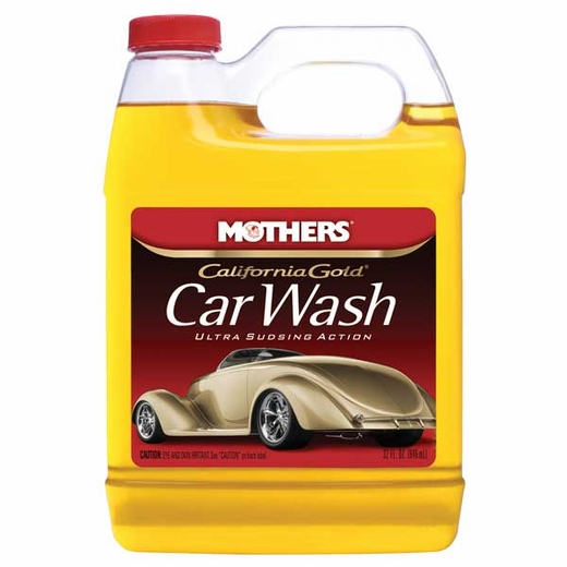 brand new mothers california gold liquid car wash from brandsport auto parts mthr 05632. Black Bedroom Furniture Sets. Home Design Ideas