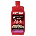 Mothers California Gold Pre-Wax Cleaner Step-1 Liquid Cleaner 16 oz. Pour Bottle #07100
