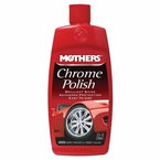 Mothers Chrome Polish Liquid Polish 12 oz. Squeeze Bottle #05212