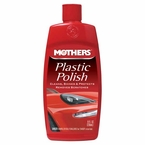Mothers Plastic Polish Liquid 8 oz. Pour Bottle #06208