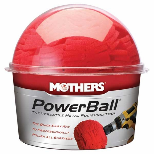 Mothers PowerBall Wheel Polisher #05140