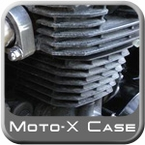 Motorcycle Case / Barrel Paint