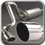 Mufflers, Exhaust Tips & Systems