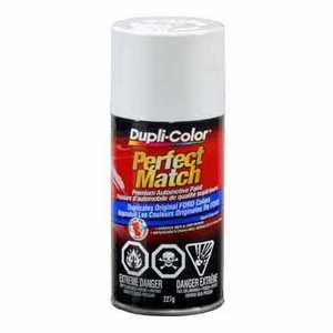 Ford, Hyundai, Kia Oxford White Perfect Match® Touch Up Spray Paint 8