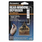 Permatex Rear Window Defogger Tab Adhesive Electrically Conductive Adhesive 2 part kit #21351