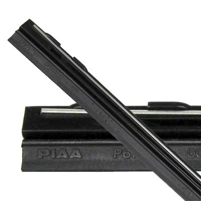 "PIAA Super Silicone Wiper Blade Refill 450mm (18"") Long Super Silicone Refill Sold Individually #94045"