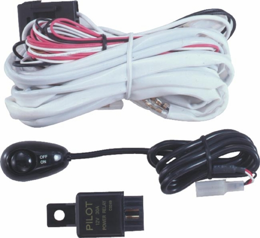 pilot automotive pl harn3 wiring harness w switch. Black Bedroom Furniture Sets. Home Design Ideas