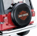Harley Spare Tire Cover