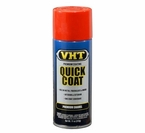 Bright Orange Quick Coat® Acrylic Enamel Spray Paint 11 ounce VHT #SP503