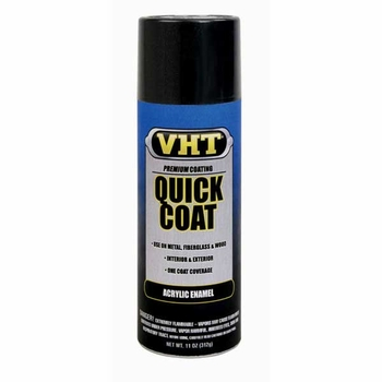 Quick Coat® Acrylic Enamel Spray Paint 11 ounce VHT #SP504