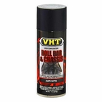 Satin Black Roll Bar & Chassis Coating High Temp Spray Paint 11 ounce VHT #SP671
