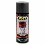 Satin Black Wheel Paint High Temp Spray Paint 11 ounce VHT #SP183