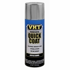 Silver Chrome Quick Coat® Acrylic Enamel Spray Paint 11 ounce VHT #SP525