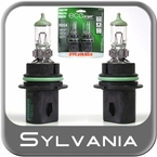 Sylvania 9004 Headlight Bulb EcoBright Set of 2 #9004EB