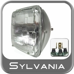 Sylvania H6054 Headlight Bulb Silverstar Halogen Sold Individually #H6054ST