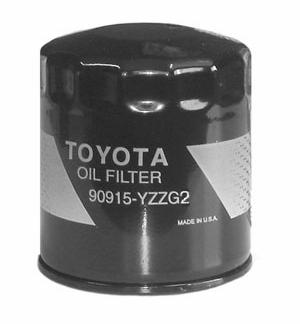 The best new 1988 toyota camry 6cyl 2 5l oil filter from for Toyota genuine motor oil equivalent