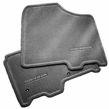 2017 Toyota Sienna Carpeted Floor Mats From Brandsport Auto Parts Toy Pt206 08130 11