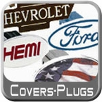 Trailer Hitch Covers & Plugs