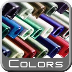 Trim Molding by Color