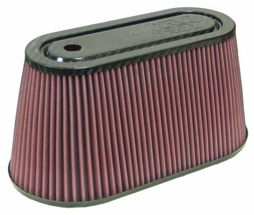 Universal Air Filter - Carbon Fiber Top Sold Individually K&N #kn-RF-1038