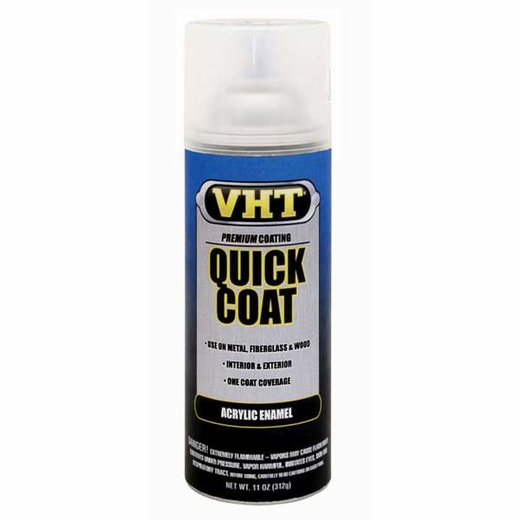Quick Coat® Acrylic Enamel Spray Paint 11 ounce VHT #SP515