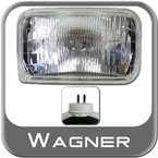 Wagner Lighting H4703 Headlight Bulb Halogen Bulb Sold Individually #H4703